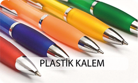 Picture for category PLASTİK KALEMLER
