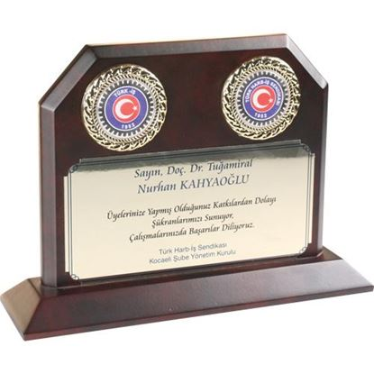 Picture of EAH-028 AHŞAP PLAKET
