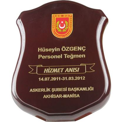 Picture of EBK-75 AHŞAP PLAKET