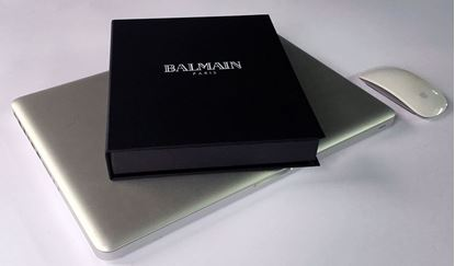 Picture of Balmain Notebook (A5)